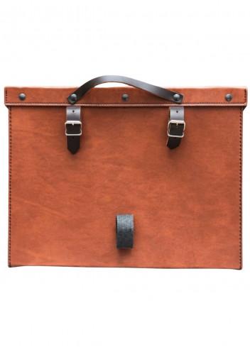 Sacoche vintage cuir - Maroquinor