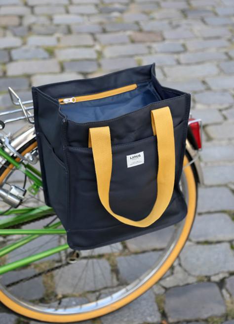 Sac Cabas - Sacoche porte-bagages - Linus Bike