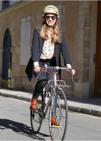 Casque vélo urbain Lifestyle avec visière - KASK