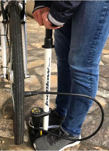 Pompe à vélo sur pied - Topeak Joe Blow