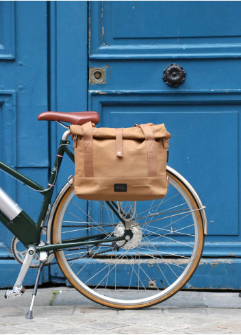 Sacoche Satchel City Vélo - Weathergoods Sweden