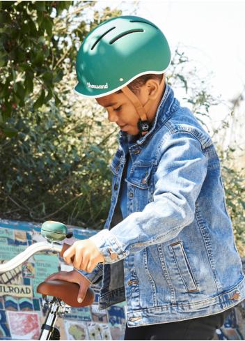 Casque de vélo Junior - 5-10 ans - Thousand