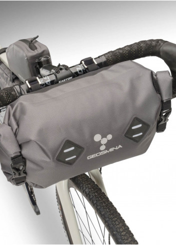 Sacoche de guidon bikepacking - Geosmina
