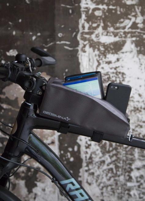 Sacoche cockpit Bikepacking - Geosmina