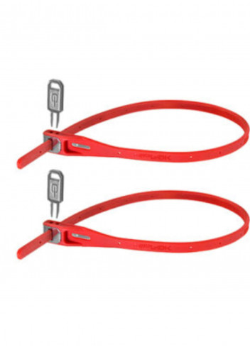 Collier antivol à clé Z Lok Twin Pack - Hiplok