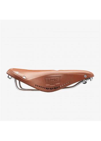 Selle de vélo en cuir B17 Carved - Brooks