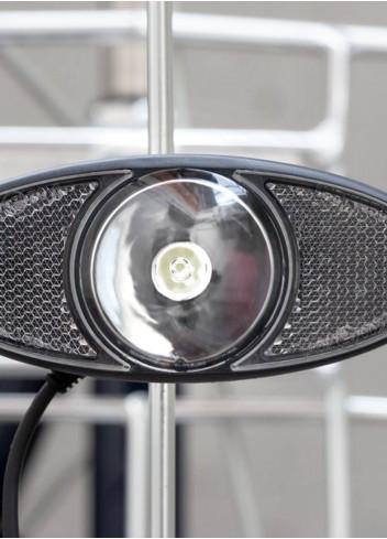 Éclairage dynamo Nova sans batterie avant - Reelight