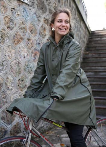 Parka pluie longue vélo - Original Maium Amsterdam