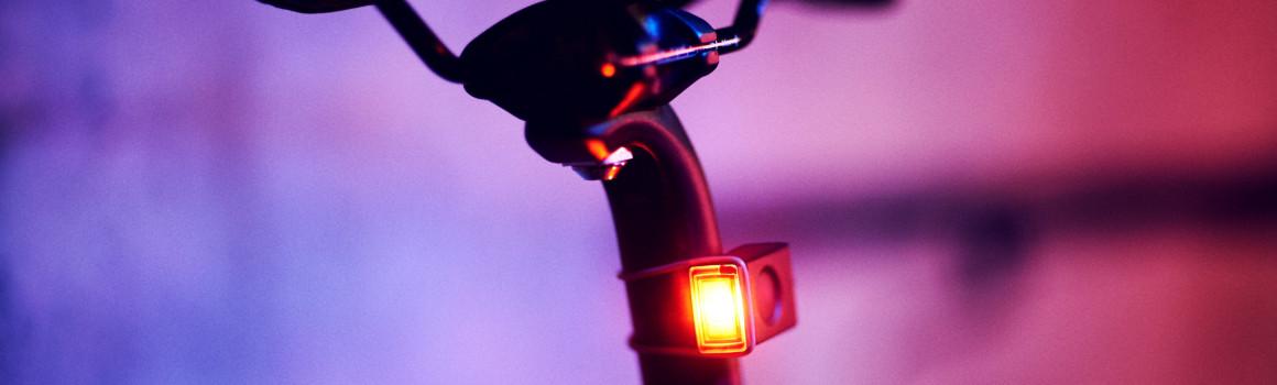 Eclairage arrière vélo : découvrez notre sélection!