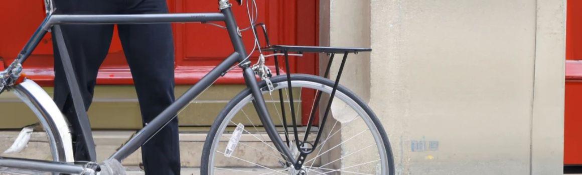 Porte-bagage avant vélo : découvrez notre sélection